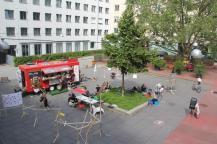Herbert- Bayer Platz, Linz