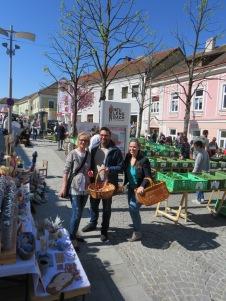 STR Maria Rigler, GR Florian Steinwendtner, GR Magdalena Hajek